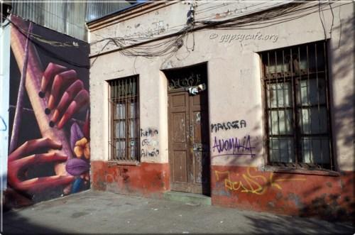 Santiago Street Art (8), Chile, June 2015