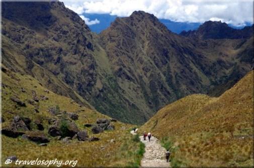 Inca Trail View 13