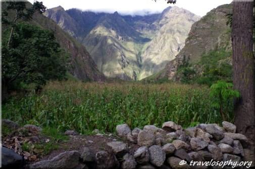 Inca Trail View 6