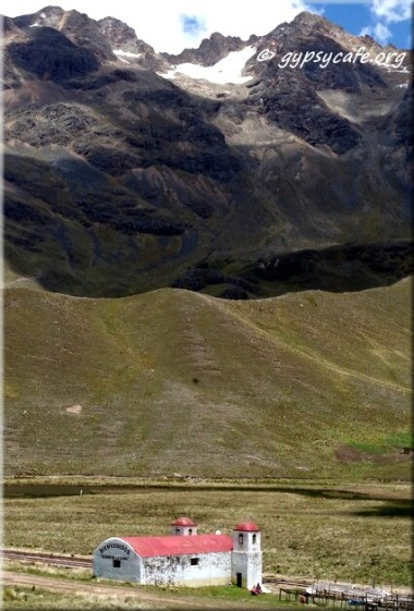 Between Chivay and Puno (1)