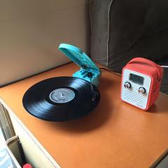 Cool record player