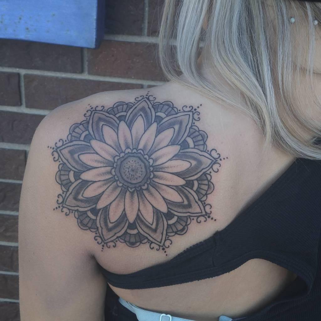Tattoos by Jessica Danilow