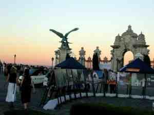 Gypsycouple Budapest Guide - Art Showcase at Buda Castle