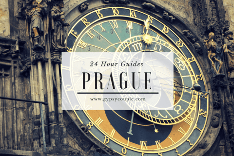 24 Hours in Prague, The City of Spires