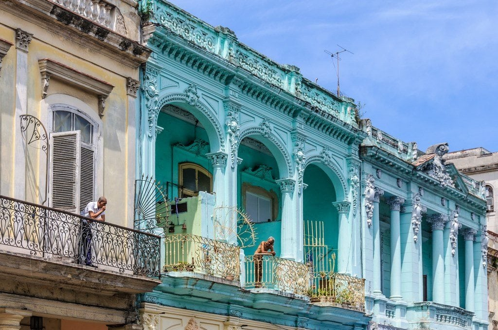 Best Holiday Destinations 2017 - Cuba
