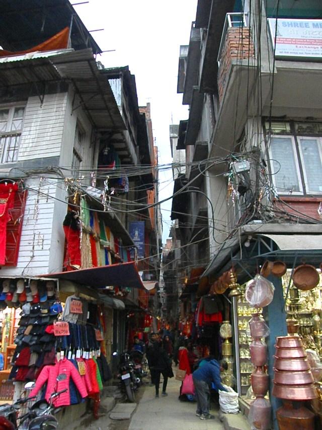 Indrachok, kathmandu, nepal