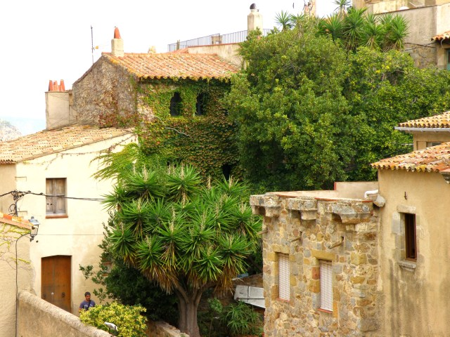 villa vela (old town) tossa de mar spain