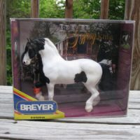 The Gypsy King Breyer Model