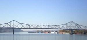 Silver Bridge over Ohio River web