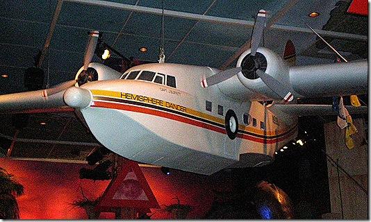 Hemisphere Dancer airplane