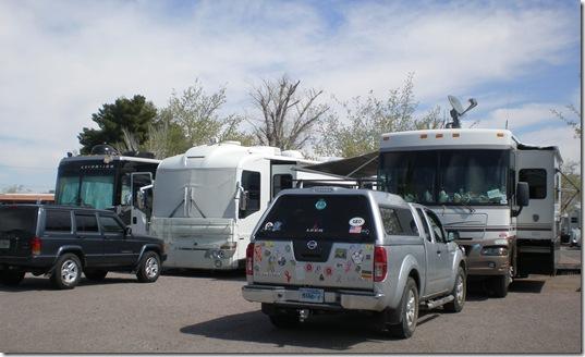 Thousand Trails Las Vegas 3