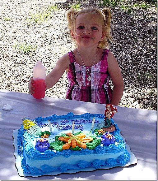 Destiny birthday cake