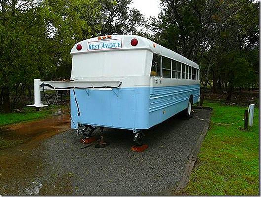 School bus fiver George Stoltz Temple Texas