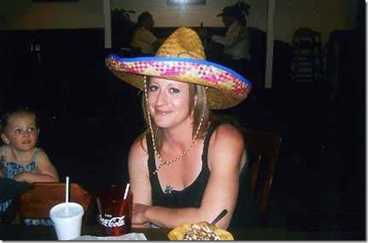 Tiffany birthday sombrero