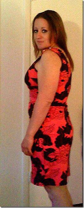 Tiffany in dress