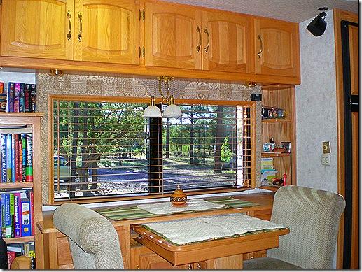 Living room blinds open best