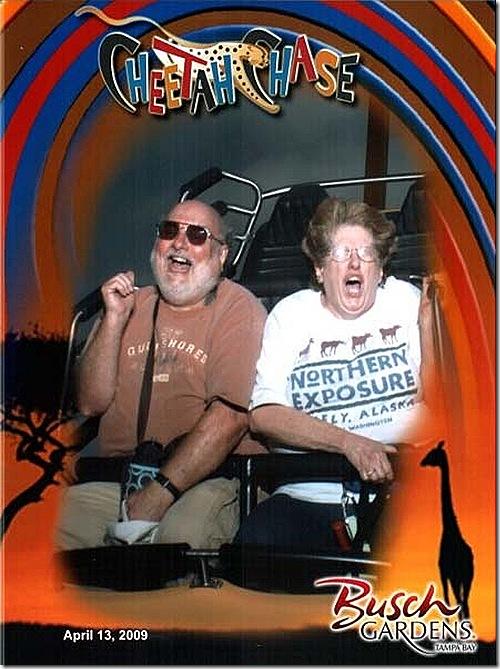 Greg Jan rollercoaster