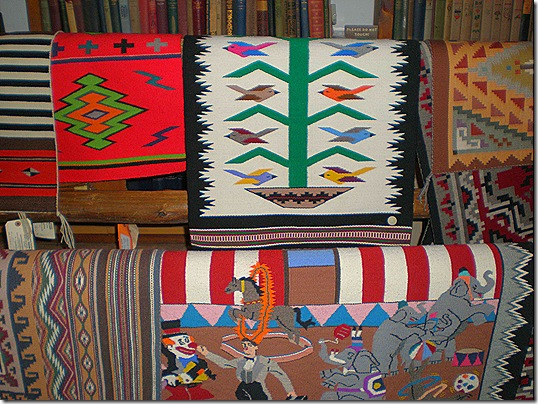 Indian tapestries