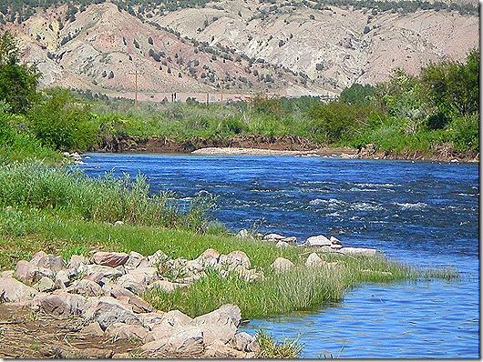 Eagle River in Colorado 5
