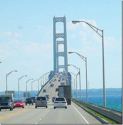 Mackinac Bridge 5