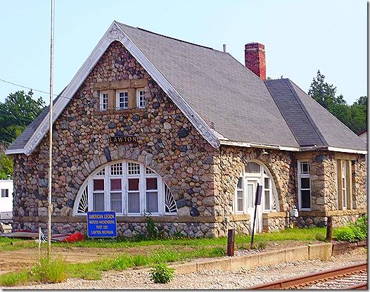 Lawton  depot