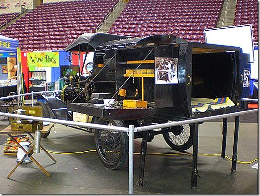 Al Model T rear 2