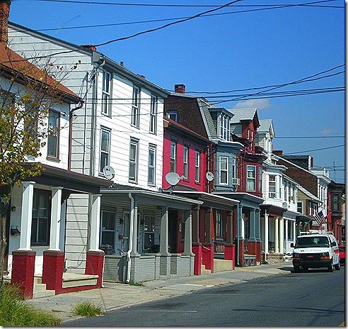Annville Row Houses 2