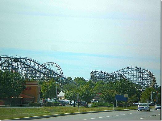 Hershey roller coaster 3