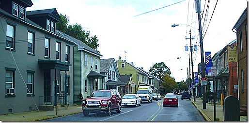 Manheim Street scene 2