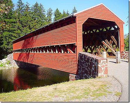 Sachs bridge