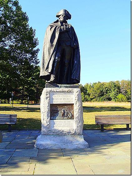 Von Stuben statue