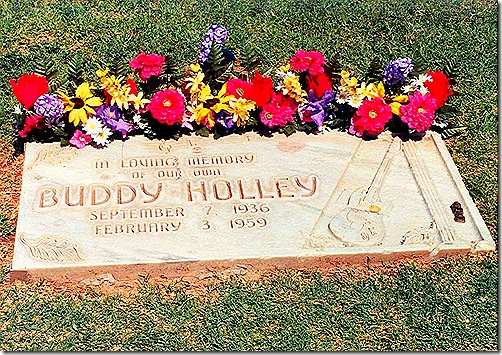 Buddy Hollly Grave
