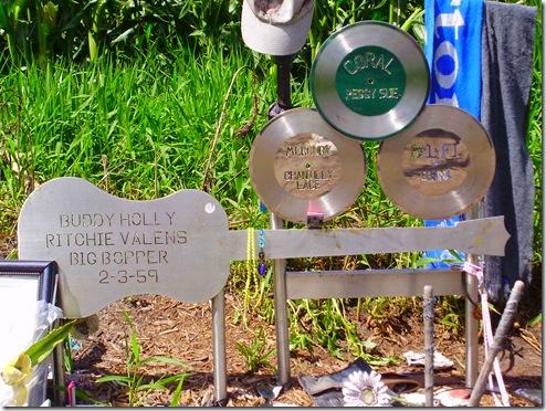 Buddy Holly memorial 3