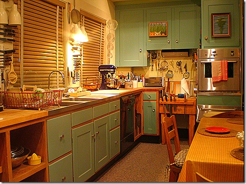 Julia Child kitchen 3