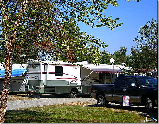 Moving Rv awnings out 2