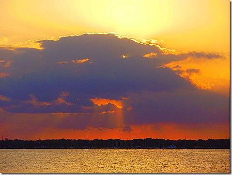 Titusville sunset 5 best