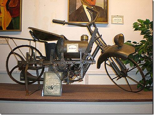Evil Kornevil motorcycle