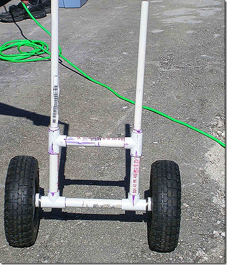 Upright Finished carts 3