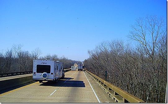 Atchafalaya Swamp Freeway 3