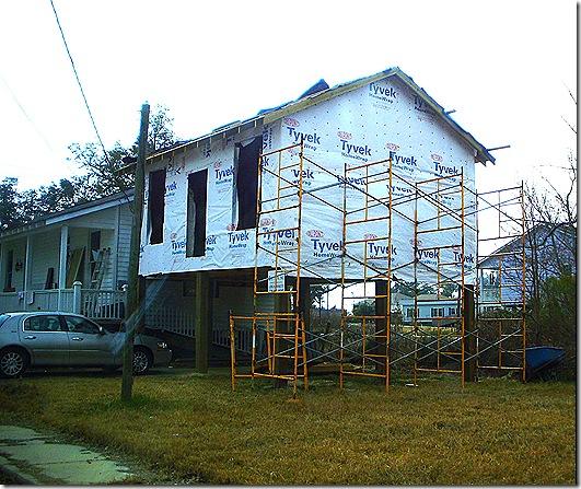 Rebuilding house 2