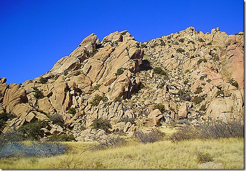 Texas Canyon rocks 3