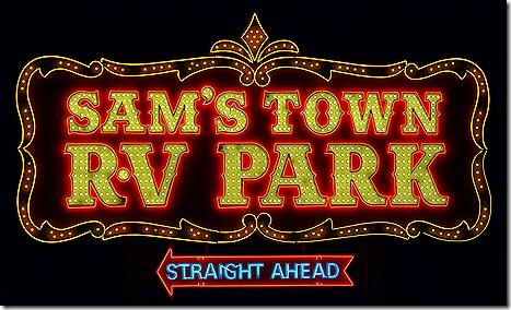 Sams Town RV Park
