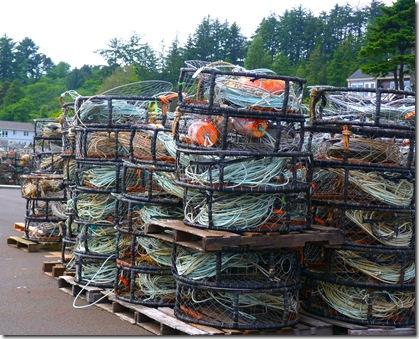 Newport crab traps 2