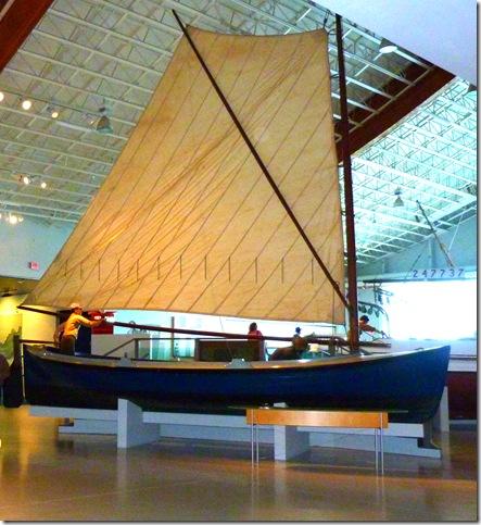 Sailing gillnetter 3
