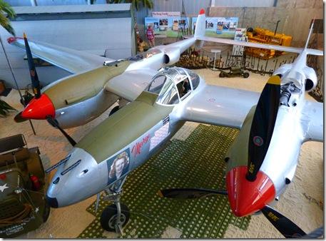 Bond Museum P38