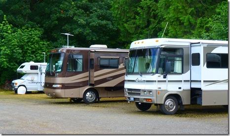 Bremerton Elks lodge campground 2