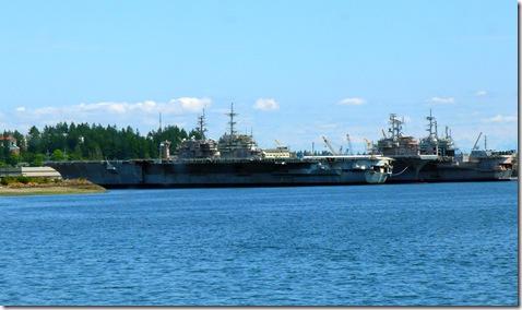 Bremerton aircraft carrier 2