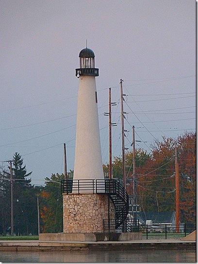 Celina lighthouse