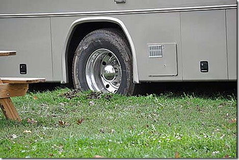 Motorhome tire