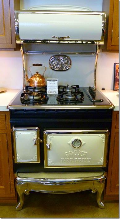 Retro stove 2